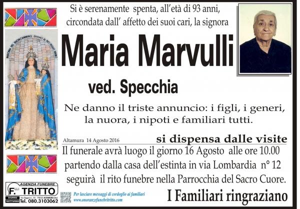 Maria MARVULLI