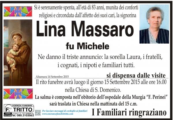 Angela massaro