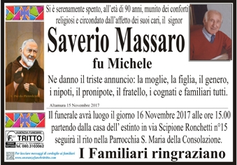 Saverio Massaro