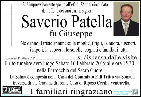 Saverio Patella