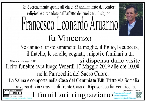 Francesco Leonardo Aruanno