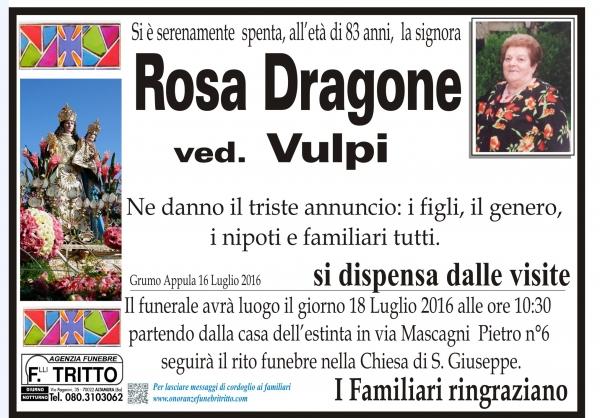 ROSA DRAGONE