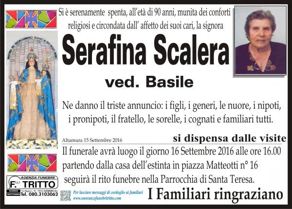 SERAFINA SCALERA