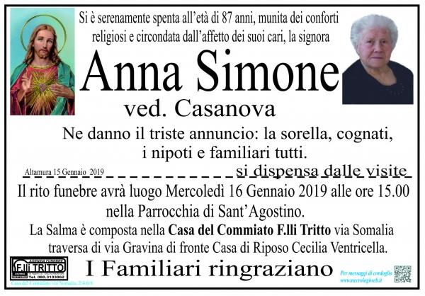 Anna Simone