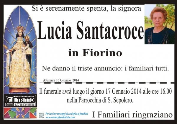 LUCIA SANTACROCE