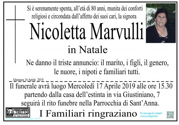 Nicoletta Marvulli
