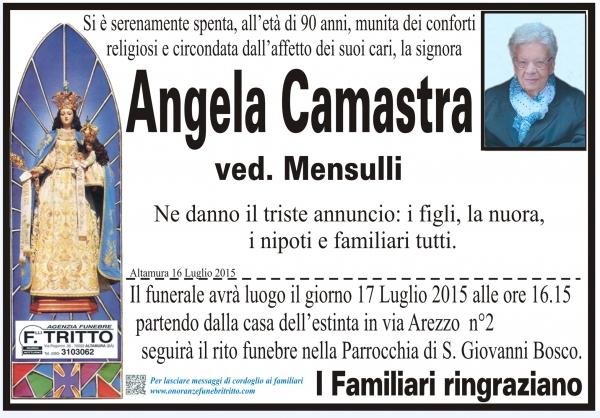 ANGELA CAMASTRA