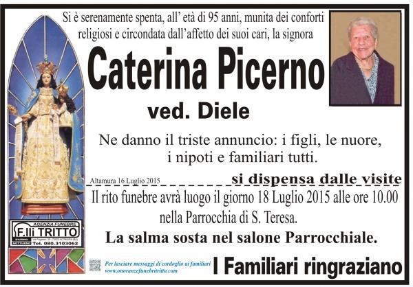 CATERINA PICERNO