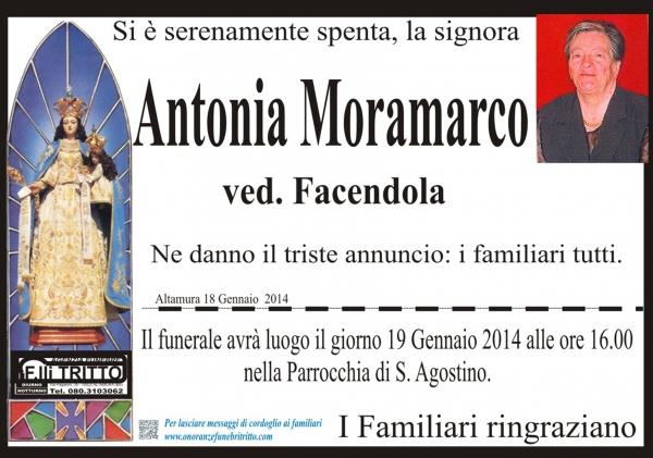 Antonia MORAMARCO