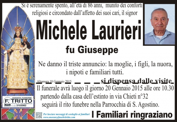 MICHELE LAURIERI