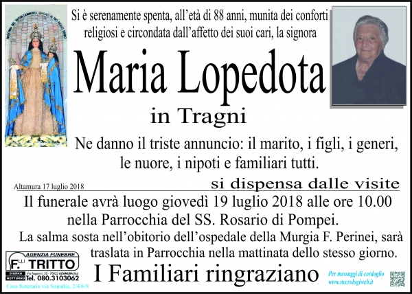 Maria Lopedota