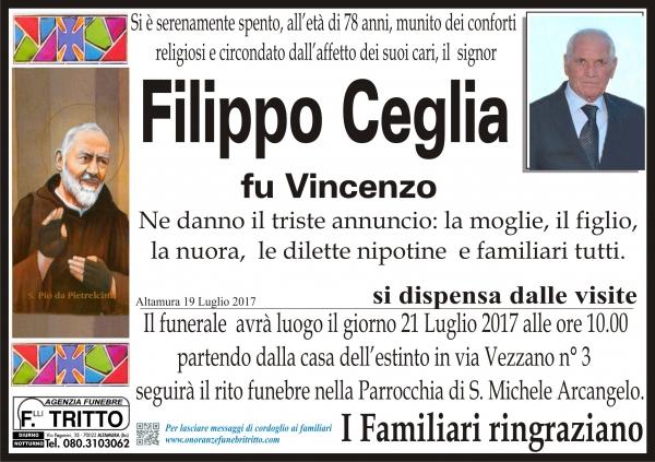 Filippo Ceglia