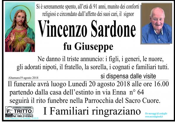 Vincenzo Sardone
