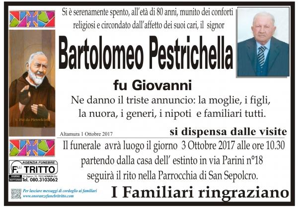 Bartolomeo Pestrichella
