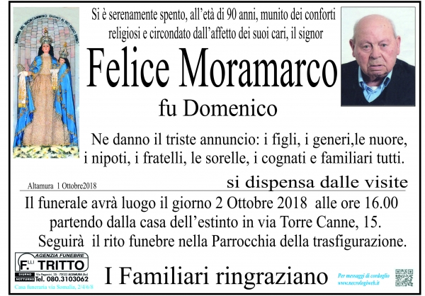 Felice Moramarco