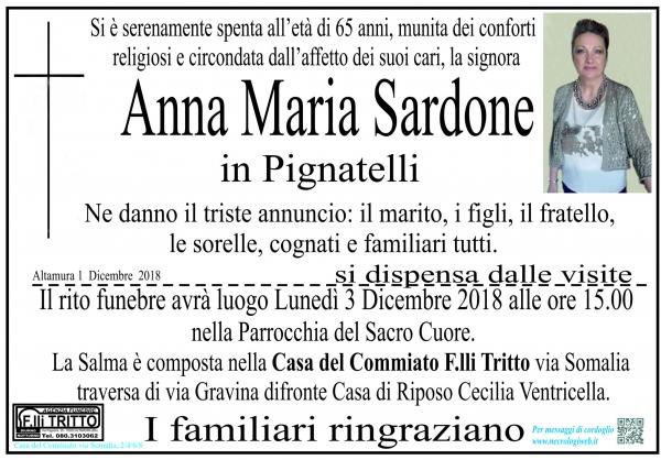 Anna Maria Sardone