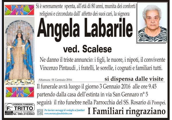 ANGELA LABARILE