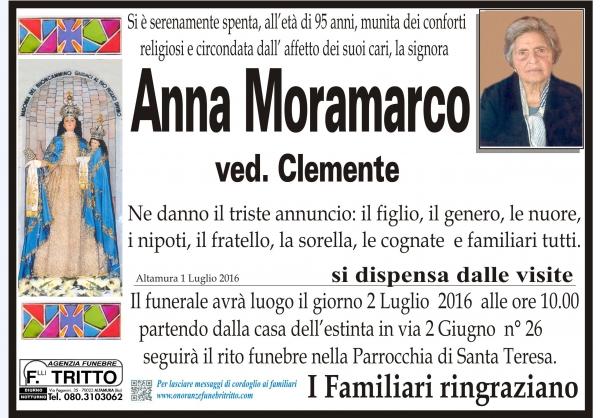 ANNA MORAMARCO