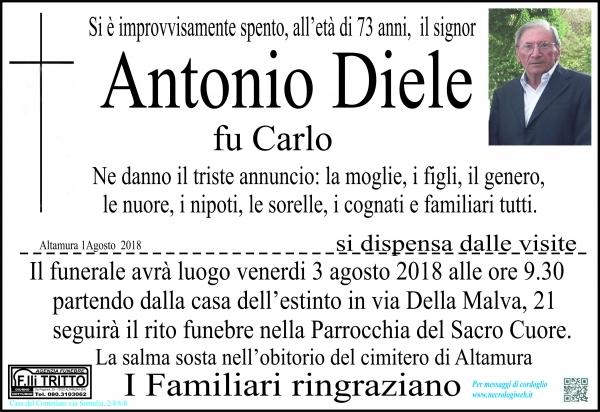 Antonio Diele