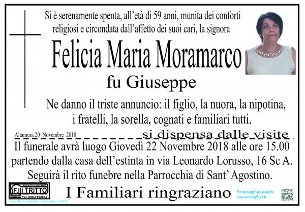 Felicia Moramarco Moramarco
