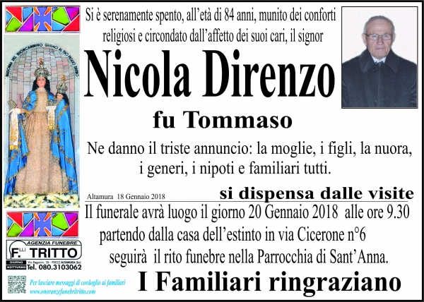 Nicola Direnzo