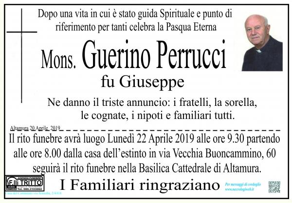 Don Guerino Perrucci