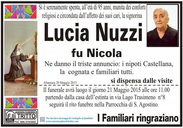 LUCIA NUZZI