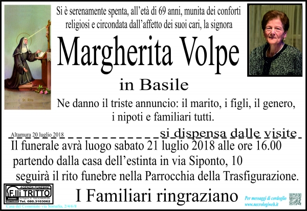 Margherita Volpe