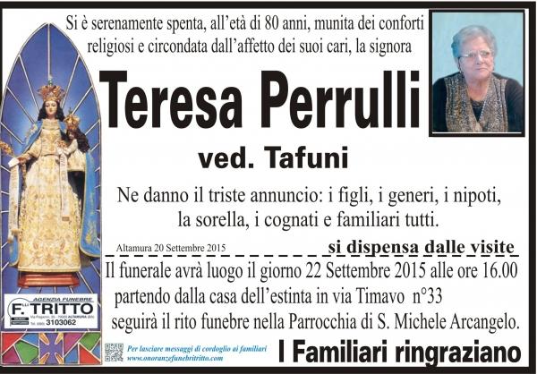 TERESA PERRULLI