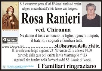 Rosa Ranieri