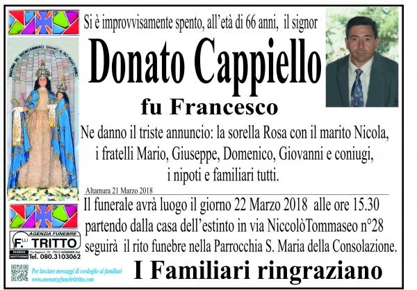 Donato Cappiello
