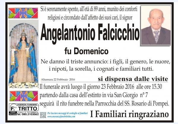 ANGELANTONIO FALCICCHIO