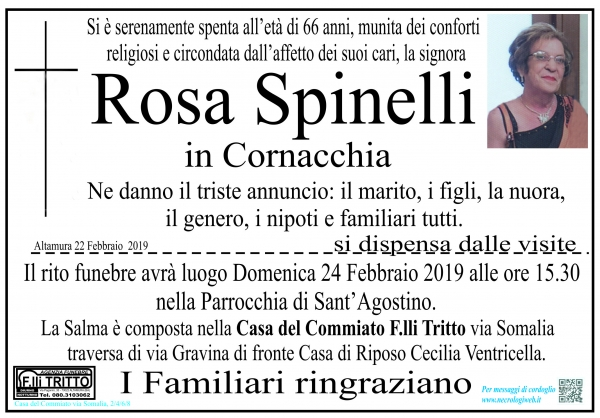 Rosa Spinelli