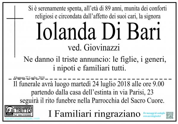 Iolanda Di Bari