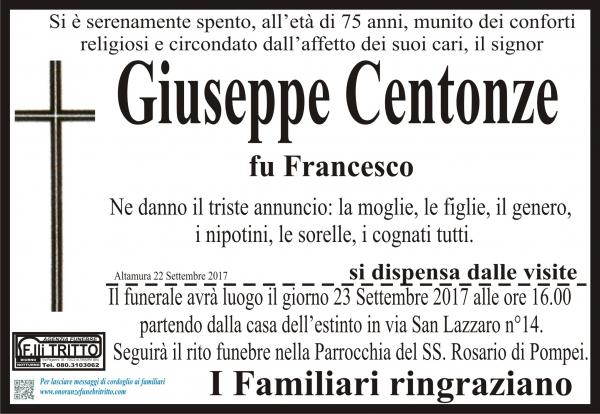 Giuseppe Centonze