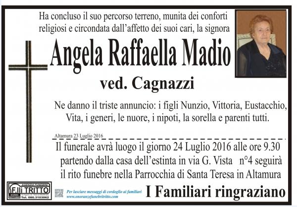 ANGELA RAFFAELLA MADIO