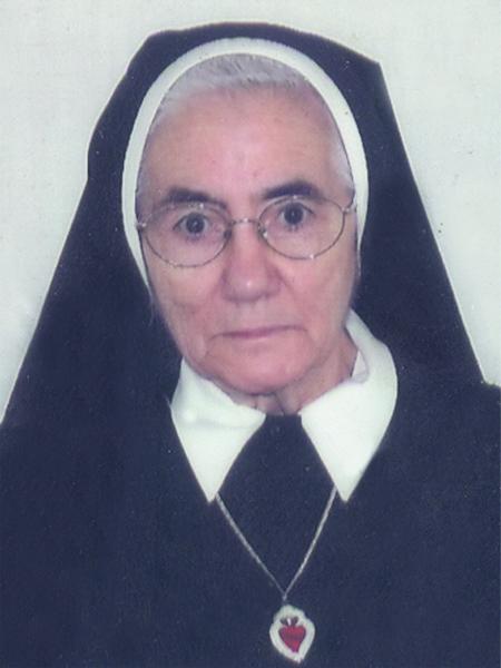 Suor M. Licigna Al Battesimo Antonia Conte