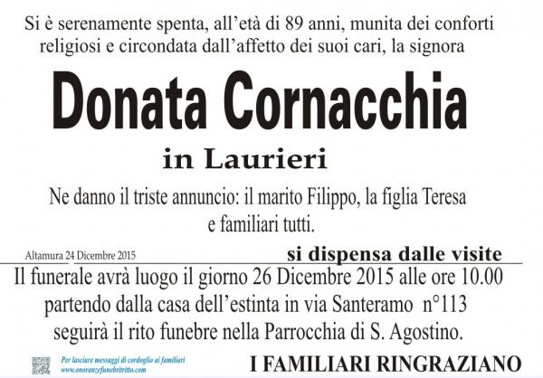 DONATA CORNACCHIA