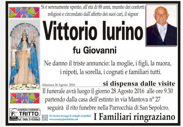 VITTORIO IURINO