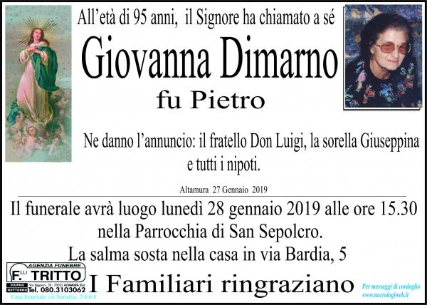 Giovanna Dimarno