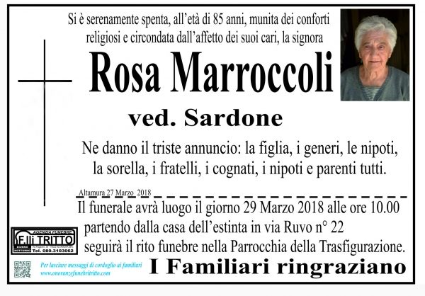 Rosa Marroccoli