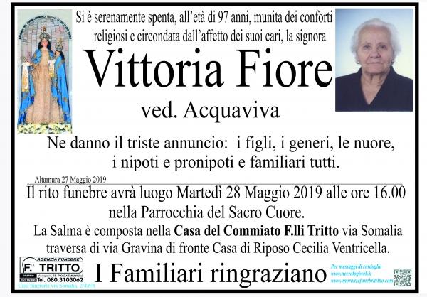 Vittoria Fiore