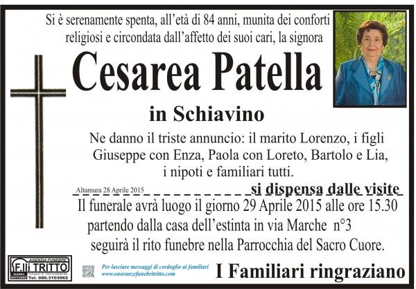 CESAREA PATELLA