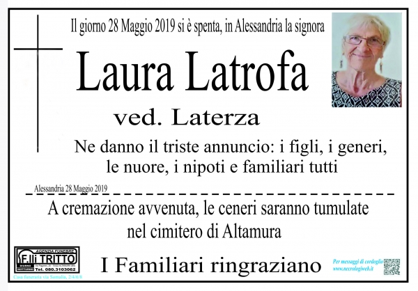 Laura Latrofa