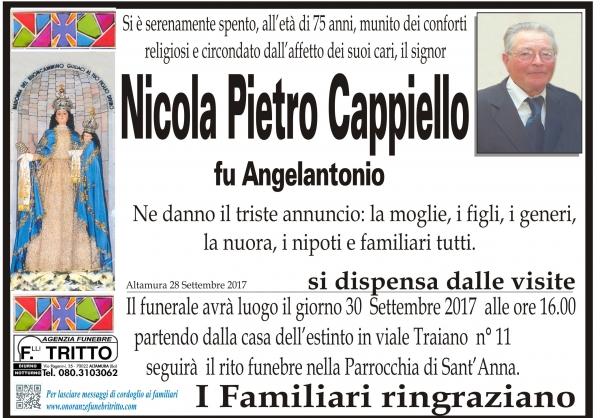 Nicola Pietro Cappiello