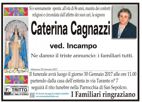 CATERINA CAGNAZZI