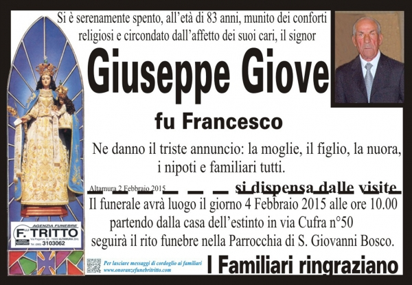 Giuseppe Giove