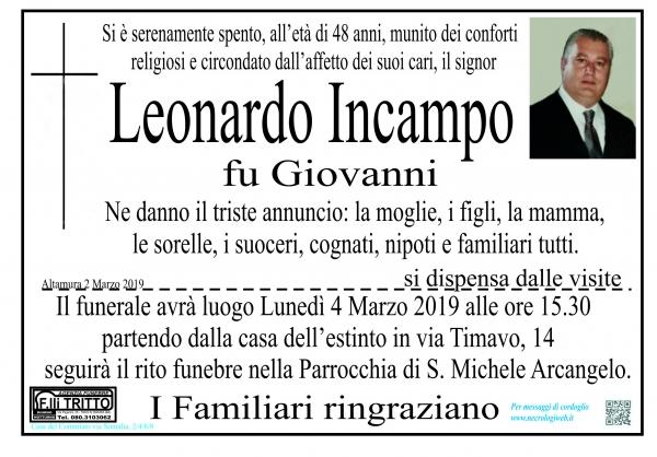 Leonardo Incampo