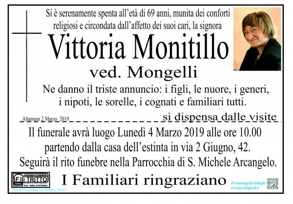 Vittoria Monitillo