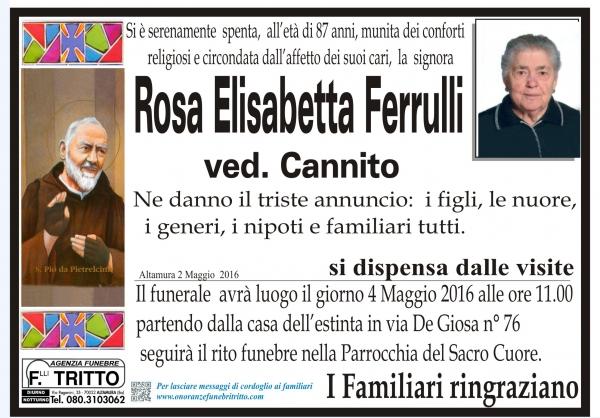 ROSA FERRULLI